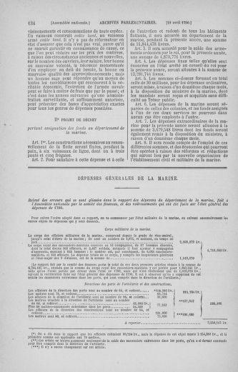 Tome 13 : Du 14 au 20 avril 1790 - page 134