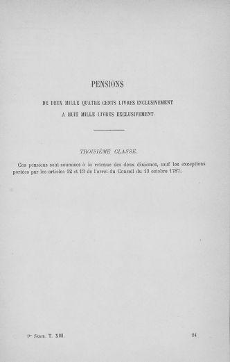 Tome 13 : Du 14 au 20 avril 1790 - page ..