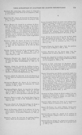Tome 13 : Du 14 au 20 avril 1790 - page 779