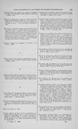 Tome 13 : Du 14 au 20 avril 1790 - page 785