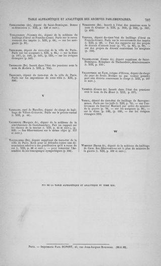 Tome 13 : Du 14 au 20 avril 1790 - page 787