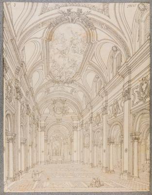 Chiesa di S. Gregorio Magno al Celio, interno