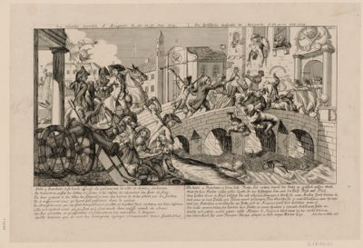 La  révolte terrible d'Avignon, le, 16, et, 17, Oct: 1791 [estampe]