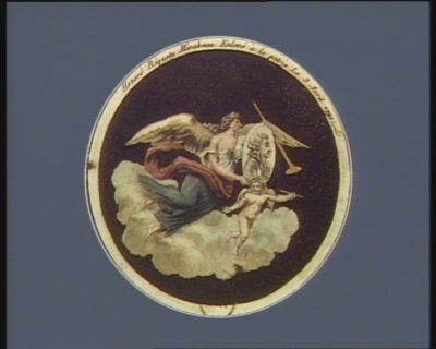 Honoré Riquety Mirabeau enlevé à la patrie le 3 [i.e. 2] avril 1791 [estampe]