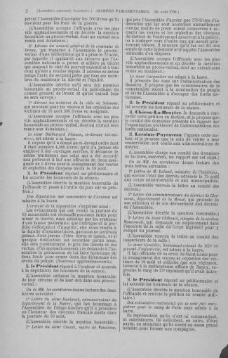 Tome 49 : Du 26 août au 15 septembre 1792 - page 2