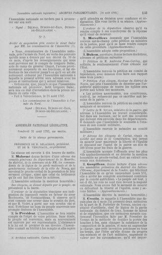 Tome 49 : Du 26 août au 15 septembre 1792 - page 133