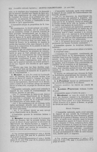 Tome 49 : Du 26 août au 15 septembre 1792 - page 134