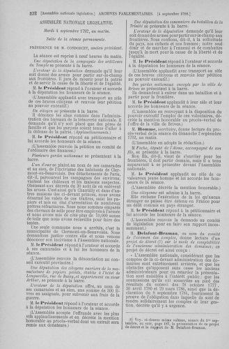 Tome 49 : Du 26 août au 15 septembre 1792 - page 332