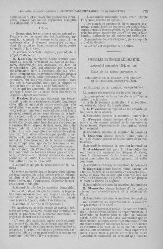 Tome 49 : Du 26 août au 15 septembre 1792 - page 373