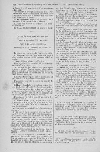 Tome 49 : Du 26 août au 15 septembre 1792 - page 514