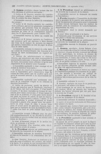 Tome 49 : Du 26 août au 15 septembre 1792 - page 596