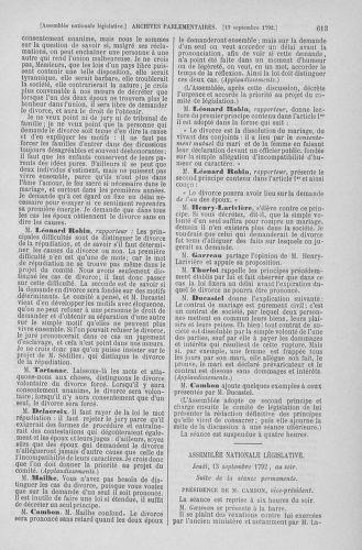 Tome 49 : Du 26 août au 15 septembre 1792 - page 613