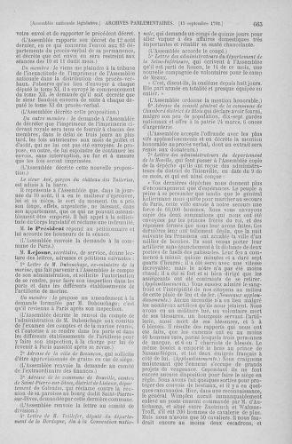 Tome 49 : Du 26 août au 15 septembre 1792 - page 665
