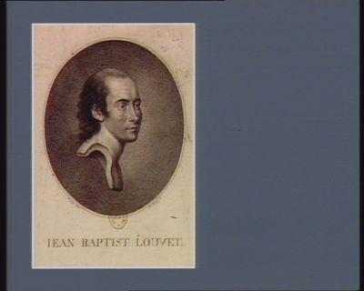 Iean Baptist Louvet [estampe]