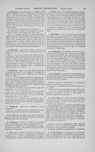 Tome 17 : Du 9 juillet au 12 août 1790 - page 39