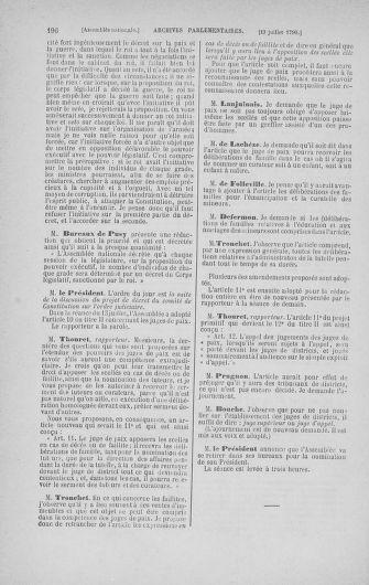 Tome 17 : Du 9 juillet au 12 août 1790 - page 196