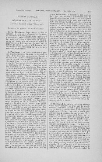 Tome 17 : Du 9 juillet au 12 août 1790 - page 197