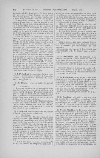 Tome 17 : Du 9 juillet au 12 août 1790 - page 202