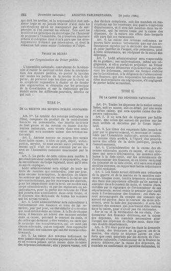 Tome 17 : Du 9 juillet au 12 août 1790 - page 244