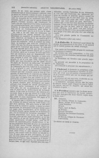 Tome 17 : Du 9 juillet au 12 août 1790 - page 312