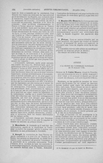 Tome 17 : Du 9 juillet au 12 août 1790 - page 324
