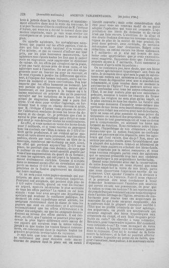 Tome 17 : Du 9 juillet au 12 août 1790 - page 328