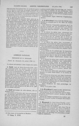 Tome 17 : Du 9 juillet au 12 août 1790 - page 337