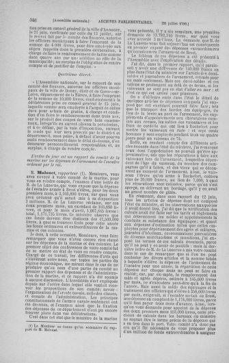 Tome 17 : Du 9 juillet au 12 août 1790 - page 346