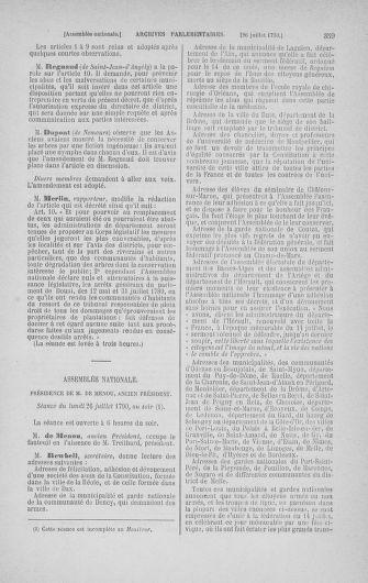 Tome 17 : Du 9 juillet au 12 août 1790 - page 359