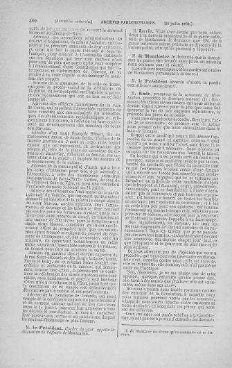 Tome 17 : Du 9 juillet au 12 août 1790 - page 360