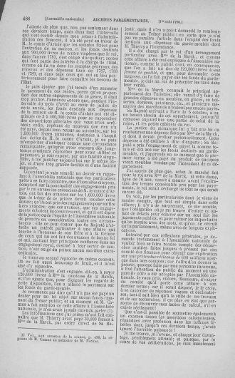 Tome 17 : Du 9 juillet au 12 août 1790 - page 488