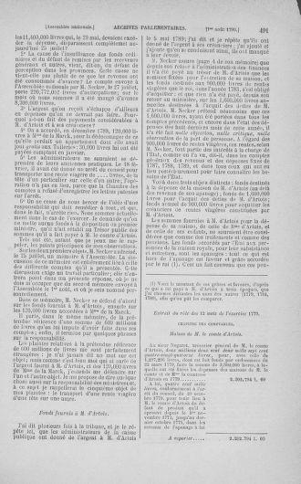 Tome 17 : Du 9 juillet au 12 août 1790 - page 491