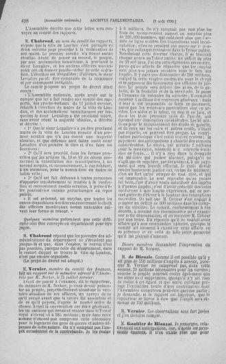 Tome 17 : Du 9 juillet au 12 août 1790 - page 498