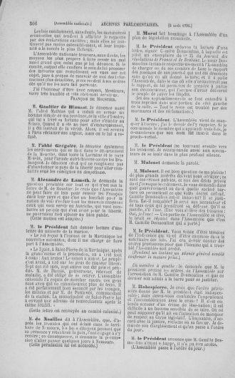 Tome 17 : Du 9 juillet au 12 août 1790 - page 506