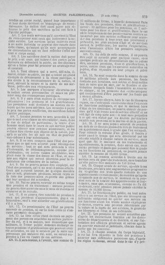 Tome 17 : Du 9 juillet au 12 août 1790 - page 573