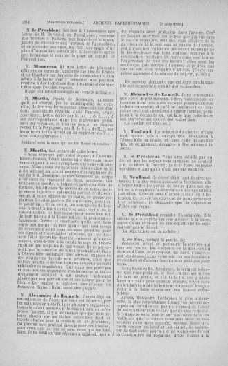Tome 17 : Du 9 juillet au 12 août 1790 - page 584