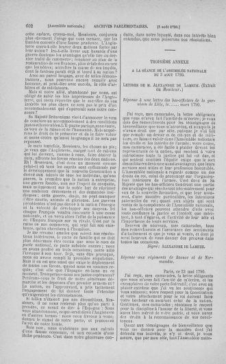 Tome 17 : Du 9 juillet au 12 août 1790 - page 602