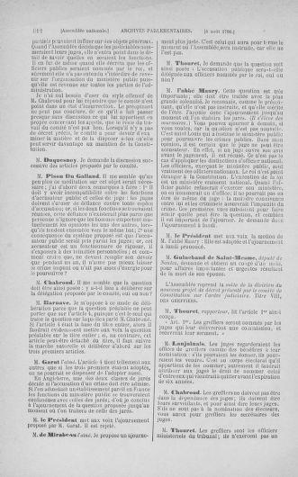 Tome 17 : Du 9 juillet au 12 août 1790 - page 612