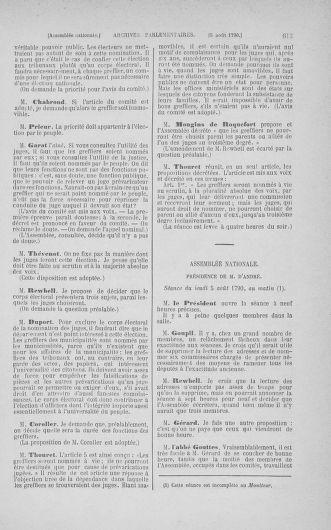 Tome 17 : Du 9 juillet au 12 août 1790 - page 613