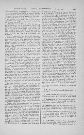 Tome 17 : Du 9 juillet au 12 août 1790 - page 627