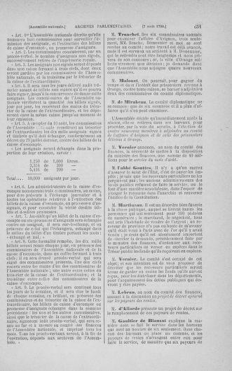 Tome 17 : Du 9 juillet au 12 août 1790 - page 651