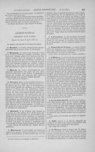 Tome 17 : Du 9 juillet au 12 août 1790 - page 663
