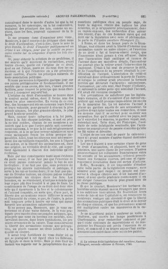 Tome 17 : Du 9 juillet au 12 août 1790 - page 665