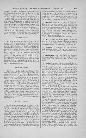 Tome 17 : Du 9 juillet au 12 août 1790 - page 693