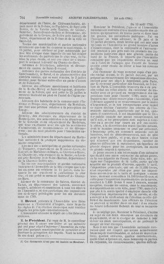 Tome 17 : Du 9 juillet au 12 août 1790 - page 704