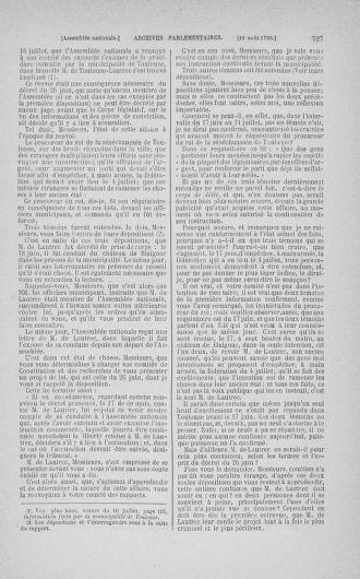 Tome 17 : Du 9 juillet au 12 août 1790 - page 727