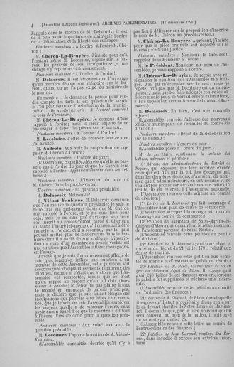 Tome 36 : Du 11 décembre 1791 au 1er janvier 1792 - page 4