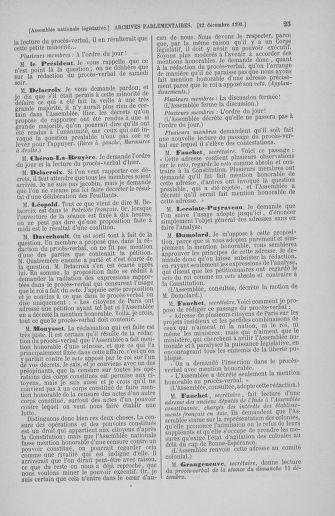 Tome 36 : Du 11 décembre 1791 au 1er janvier 1792 - page 25