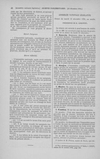 Tome 36 : Du 11 décembre 1791 au 1er janvier 1792 - page 42