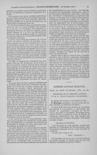 Tome 36 : Du 11 décembre 1791 au 1er janvier 1792 - page 75
